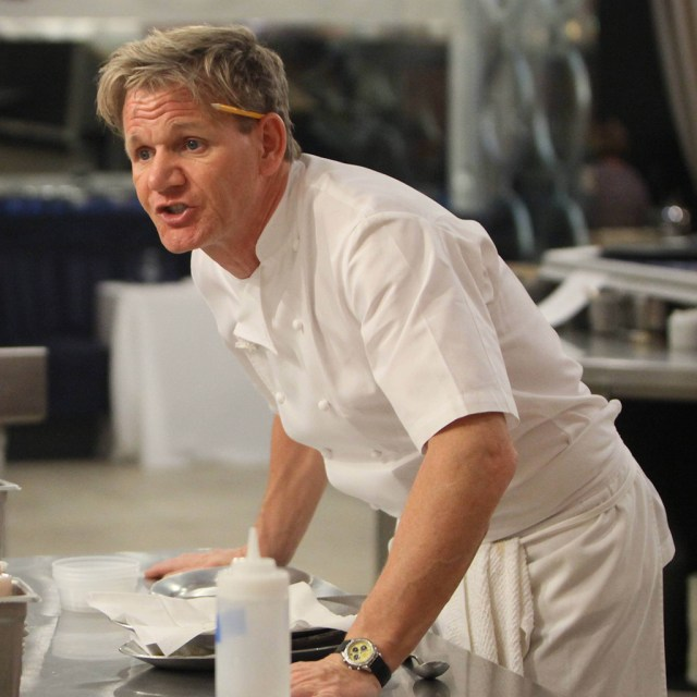 Gordon Ramsay has lost £55m during the Covid crisis