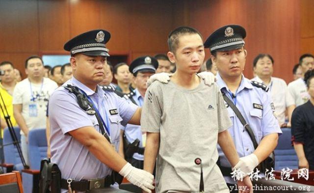 Zhao Zewei was executed for killing nine school children