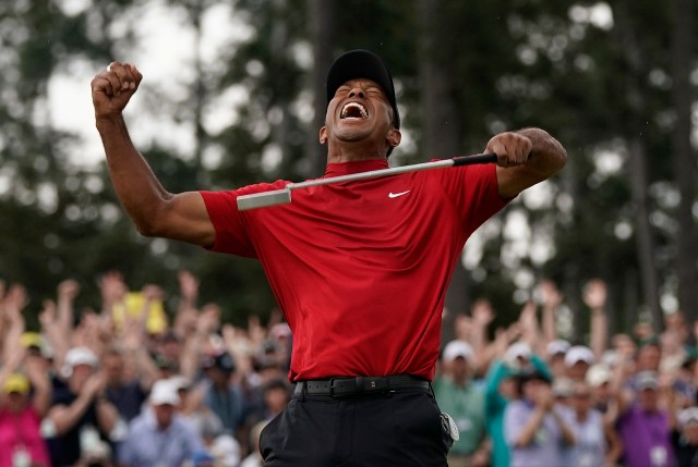 In 2019 he bounced back with his epic win at the Masters