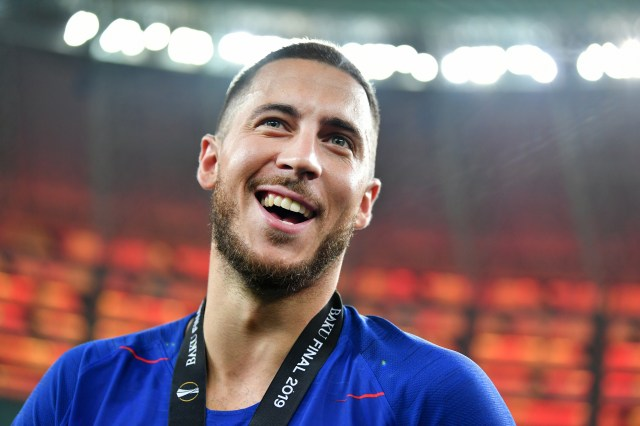 Eden Hazard would be playing video games moments before kick-off at Chelsea