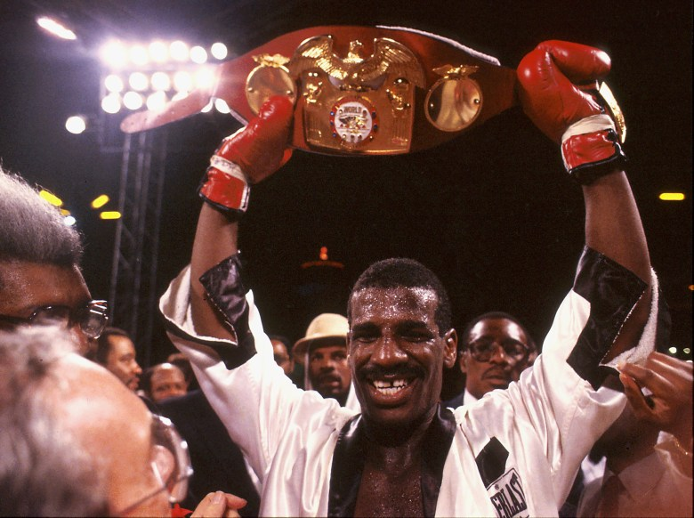 Image result for Leon Spinks, former heavyweight champ who beat Muhammad Ali, dies aged 67