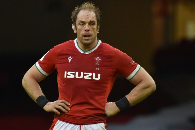 Alun Wyn Jones is going into yet another Six Nations test against foes England