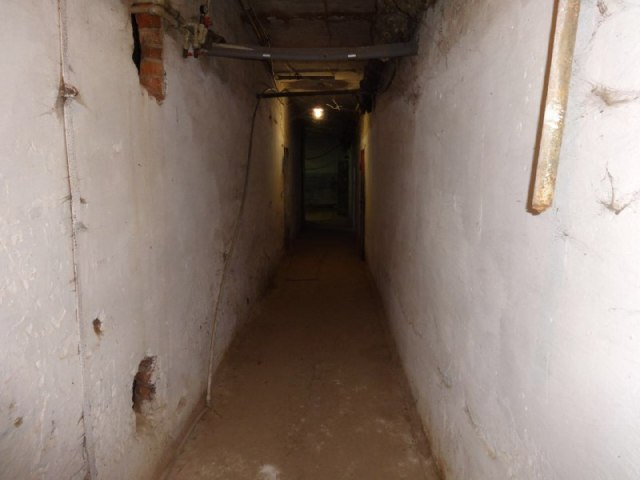 A leaked picture shows another underground torture chamber
