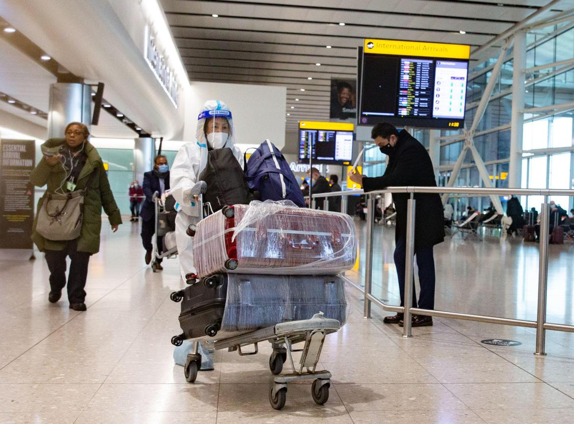 All arrivals from Spain and the US could face mandatory hotel quarantine