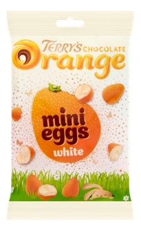 Something new for the orange chocolate lover to try
