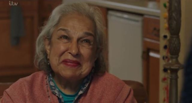 Fans were also thrilled to see Indira Joshi on the beloved ITV drama
