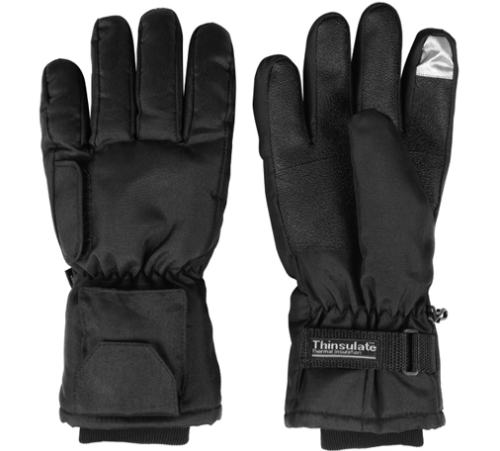 No one likes cold hands but thankfully that shouldn't be a problem thanks to these gloves