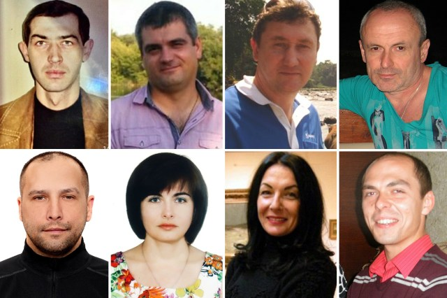 The Centre for Civil Liberties says these people are among those still caged in the hell-holes