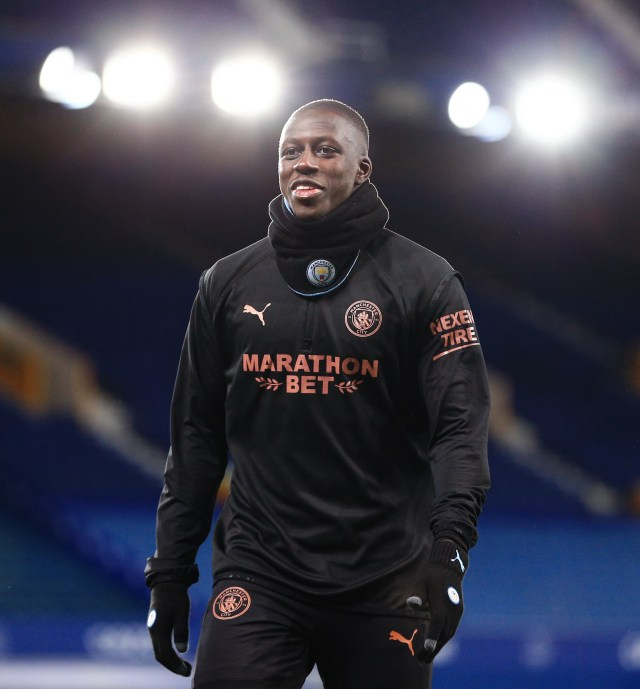 Man City ace Benjamin Mendy has been fined £1,000 after driving without insurance or a licence
