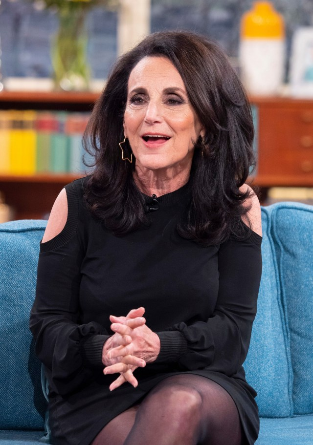 Pauline is said to have 'squared off' with Lesley Joseph