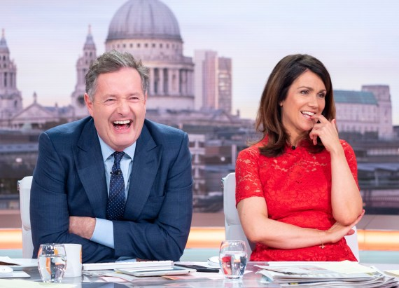 Piers Morgan quit GMB - leaving Susanna Reid to present with guest hosts
