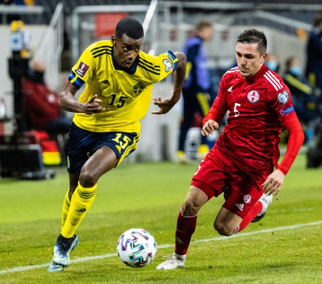 Dubbed the 'next Zlatan', there are plenty of high expectations surrounding Alexander Isak
