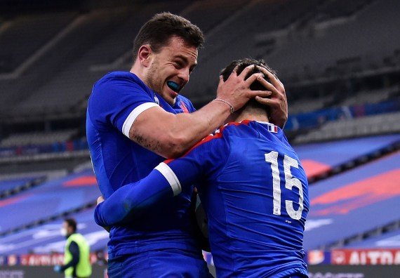 France won an epic against Wales in the 82nd minute last week