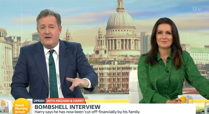 But without Piers Morgan and his controversial comments, GMB could lose its edge