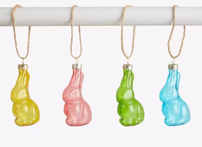 Decorate your tree with these John Lewis decorations, which are £3 each