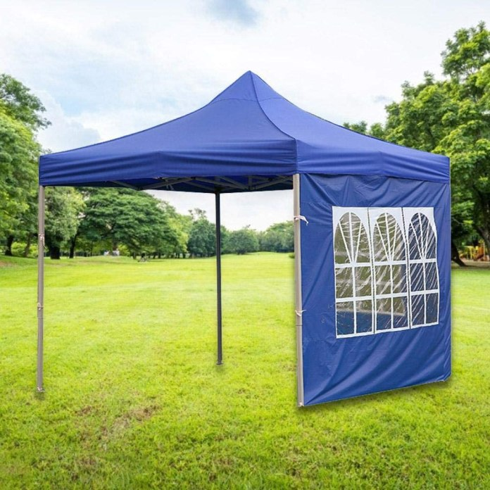 The next cheapest gazebo option was at Amazon