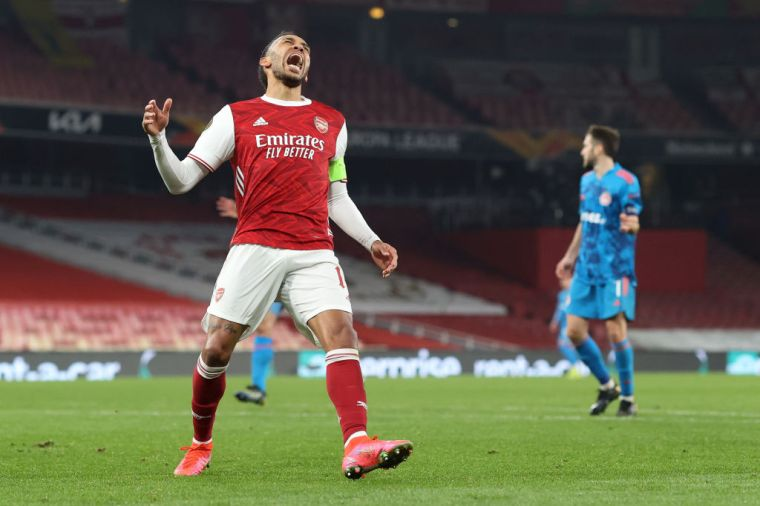Arsenal vs Olympiakos Piraeus Highlights 18 March 2021