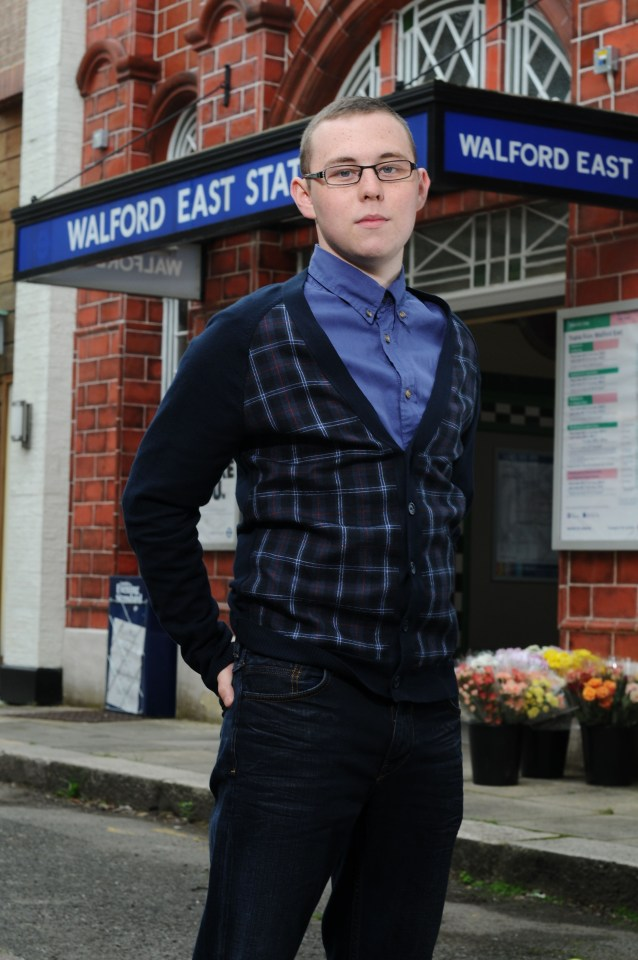 Joshua was only on EastEnders for two years before getting dropped