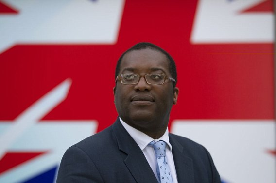 Kwasi Kwarteng said: 'Our plans to tighten product standards will ensure more electrical goods can be fixed rather than thrown on the scrap heap'
