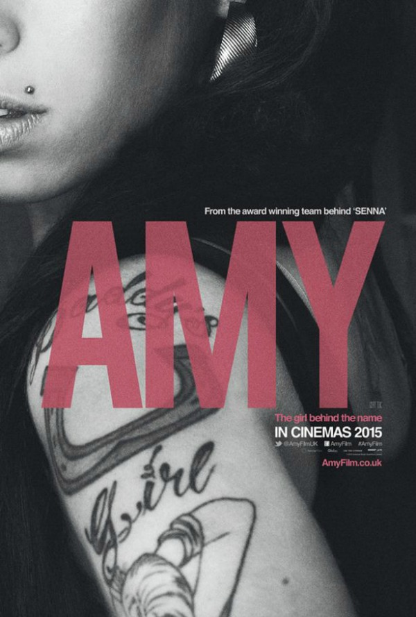 Asif Kapadia's 2015 feature Amy, won the Oscar for best documentary feature
