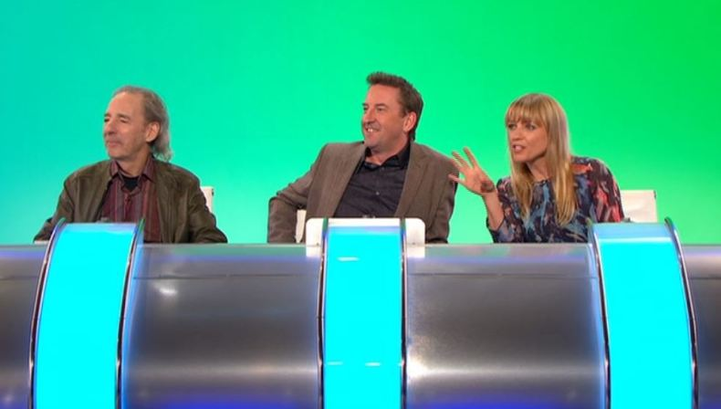Lee Mack and David Mitchell are the team captains on Would I Lie to You?