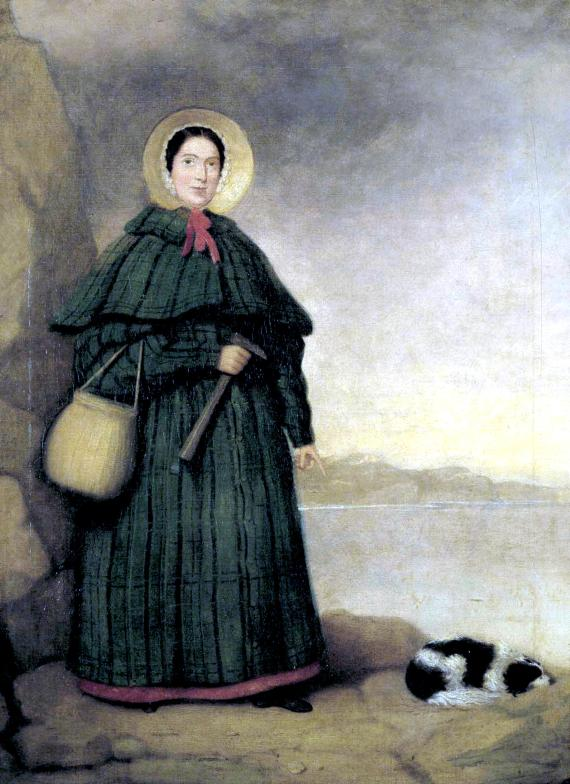 Largely omitted from the history books, Mary made ground-breaking dinosaur discoveries in the cliffs around Lyme Regis in the 1800s