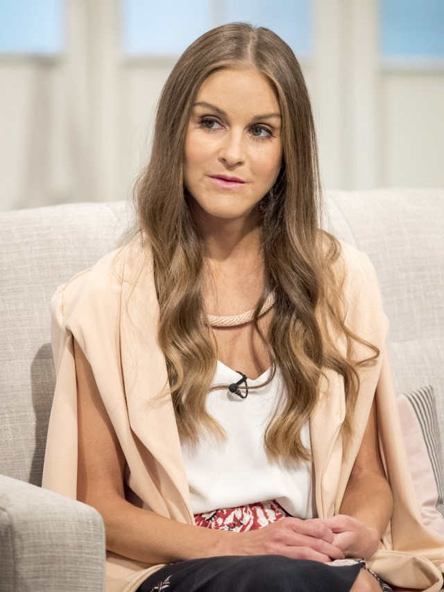 Nikki Grahame has entered into a treatment facility in a bid to treat her anorexia