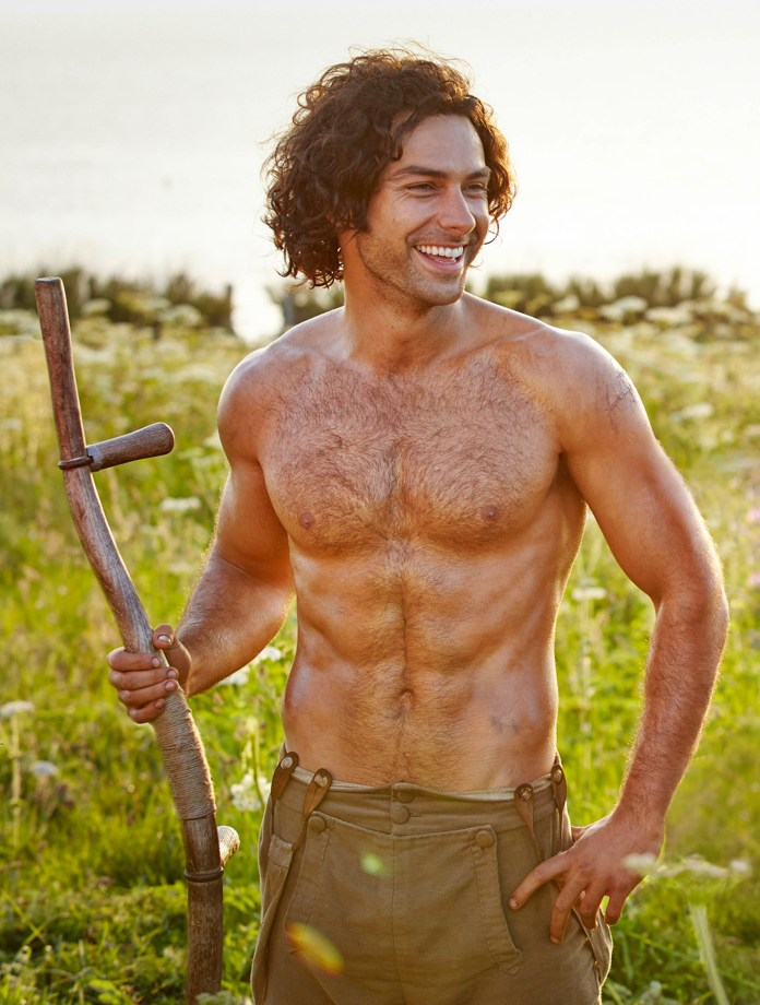 It's bad news for Poldark fans as Aidan Turner has got married