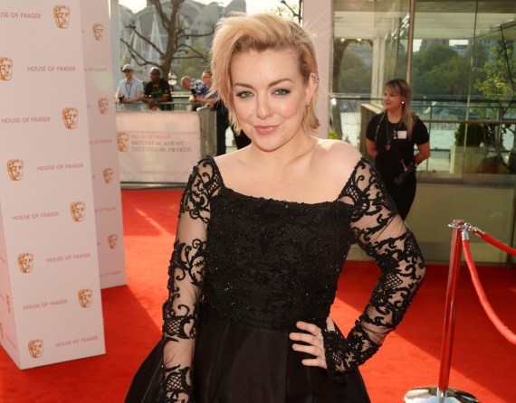 Sheridan Smith was the bookies' favourite to unmasked as Sausage going into the Masked Singer finale.