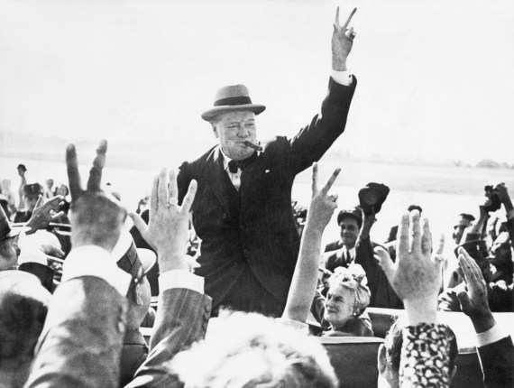 Some have claimed that Winston Churchill was the most evil man ever to have lived