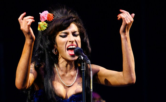 Winehouse died of alcohol poisoning, aged 27 in 2011