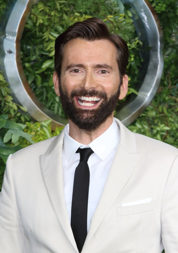 David Tennant will front gritty new BBC crime series Inside Man