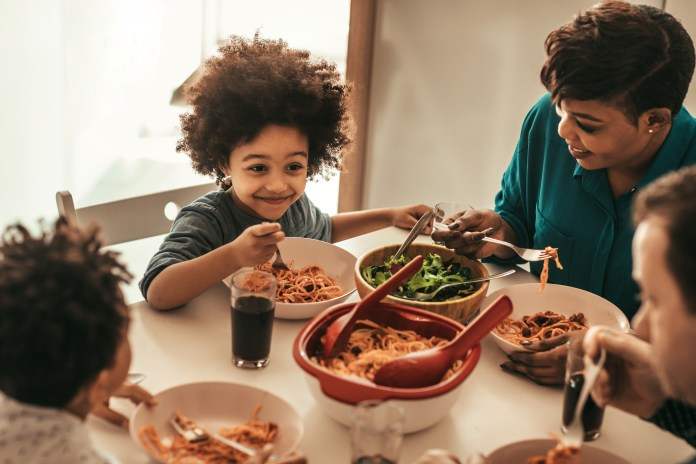 Feed your family for under £20 - and in less than 20 minutes