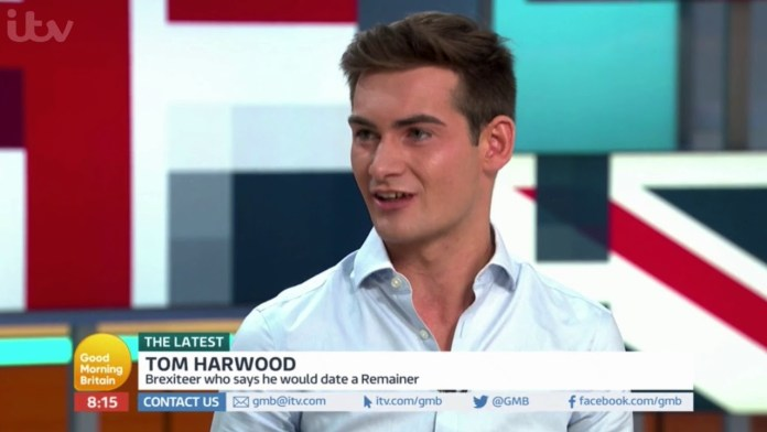 Tom Harwood will be the channel's political correspondent