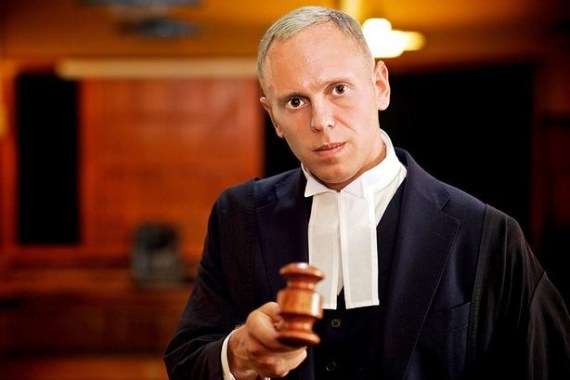 The police are not properly resourced, says Judge Rinder