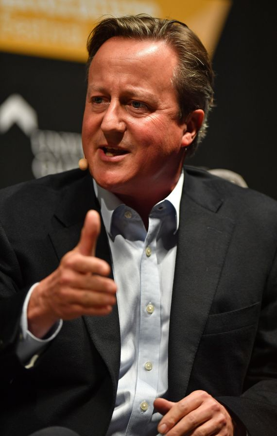 David Cameron has been cleared of breaking lobbying rules after asking ministers to grant Covid loans to a company he worked for