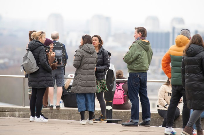 Lockdown rules ease today - and Brits will be able to meet in groups of six outside