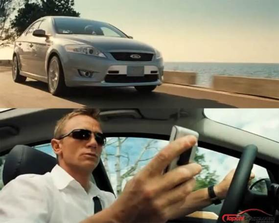 It even became a Bond car, with a starring role in Casino Royal with Daniel Craig at the wheel