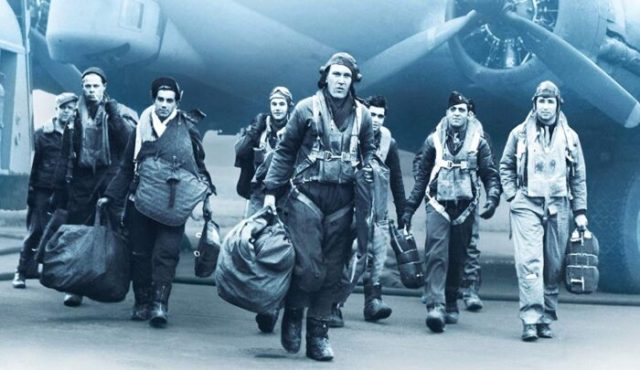 The upcoming drama tells the story of the Eighth Air Force squadron during World War Two