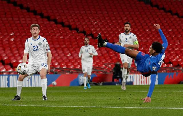 Bellingham, 17, is arguably England's most gifted player