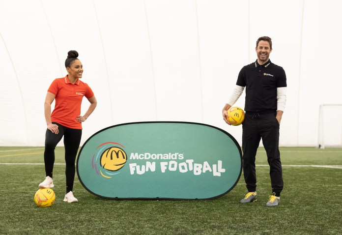 It is absolutely vital that companies, communities and the Government are doing everything they can to make sport affordable and accessible for families