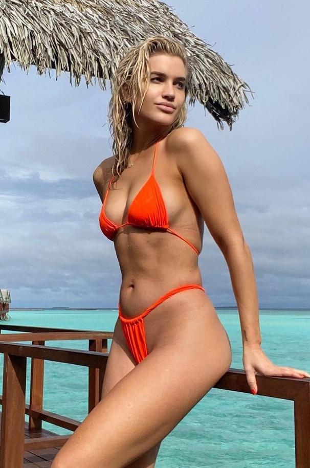 Ashley Roberts is leaning towards a sunny beach return