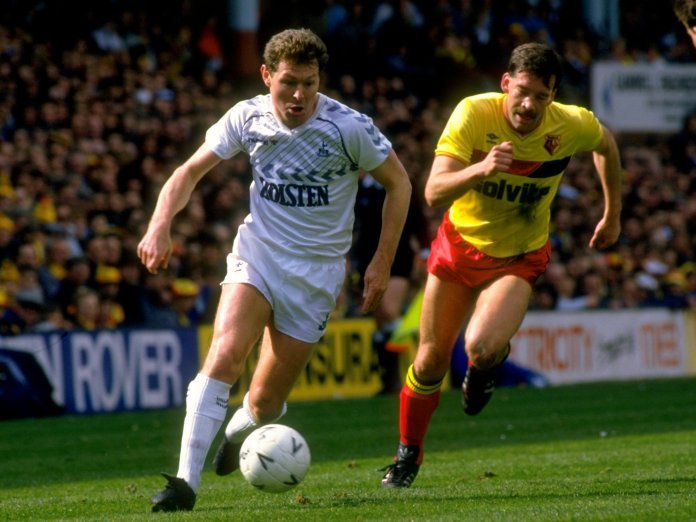 Clive Allen became a Spurs legend but never played a professional game for Arsenal