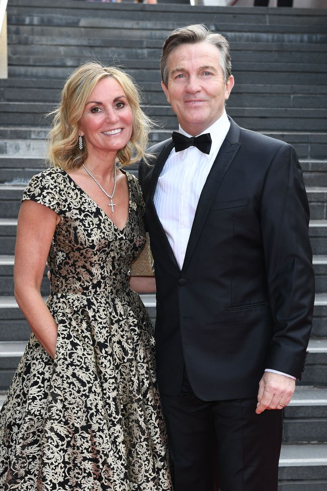 Bradley and Donna have been married for 24 years