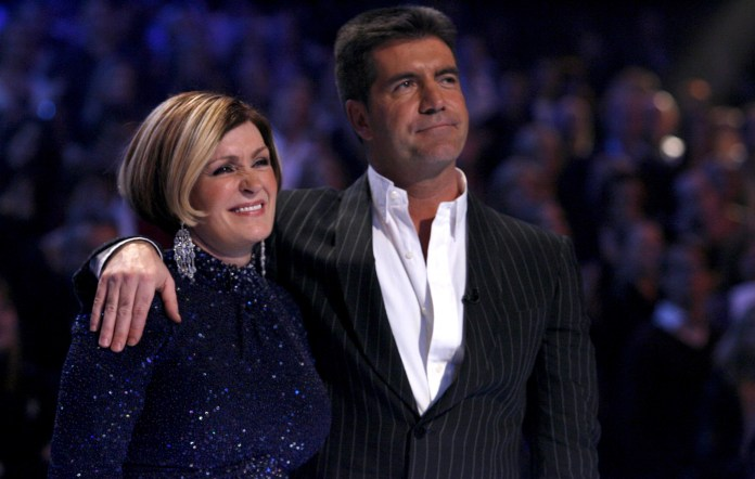 Simon hired pal Sharon for 10 series of The X Factor
