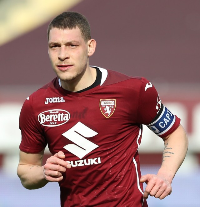 Could this summer be the time for Andrea Belotti to move on from Torino?