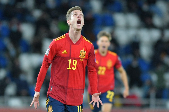 Dani Olmo's 92nd minute strike secured a comeback win for Spain