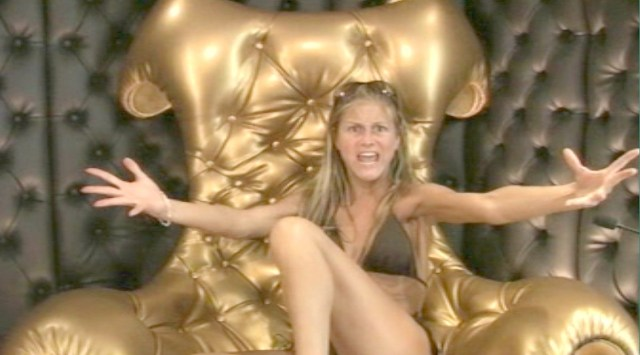 The star shot to fame in 2006 after appearing on Big Brother