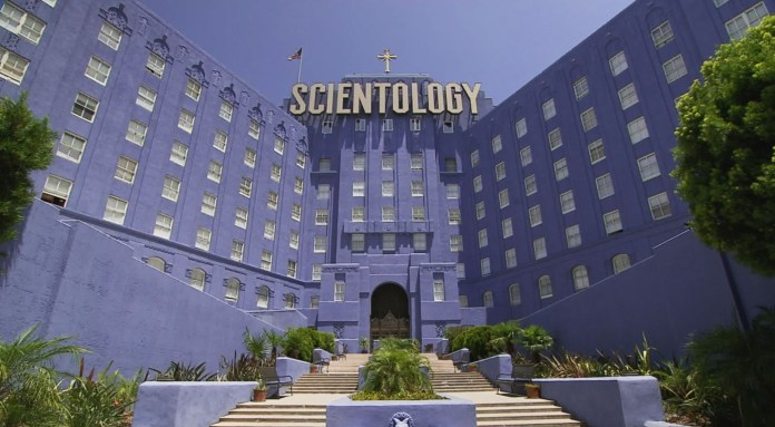 Scientology was invented by American science fiction author L Ron Hubbard in 1950 and his followers believe humans are vessels for beings called `` Thetans ''