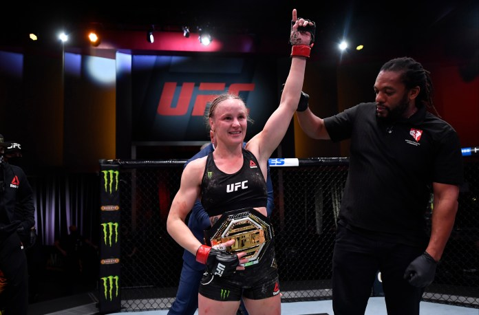Valentina Shevchenko is one of the most dominant forces in all of mixed martial arts